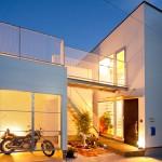 敷地を選ばない家|施工事例4