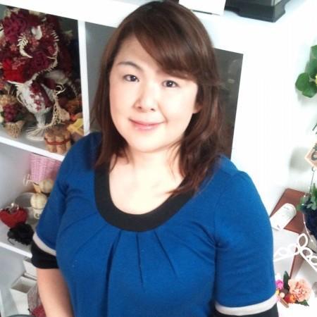 宮永 あけみ (akemi miyanaga)  講師 ハッピーフラワーアレンジメント
