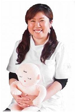 篠原 恵子 (keiko shinohara)  講師 保育士,ベビーマッサージ