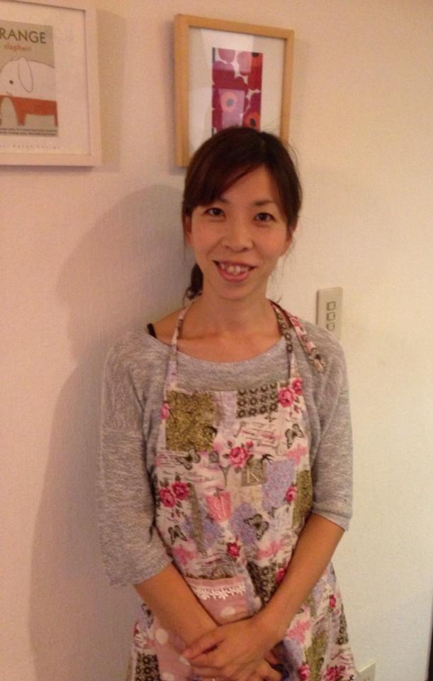 神村 麻衣子 (maiko kamimura)  講師 調理師、食育アドバイザー