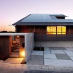 吹き抜けとインナーコートを囲む回遊性のあるお家|施工例27
